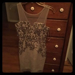 Bcbg gorgeous dress ! Worn only one time size 2